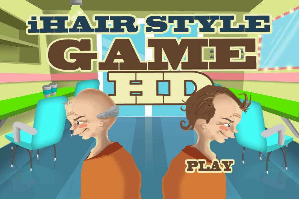 Screenshot iHaircut Express Game HD Lite